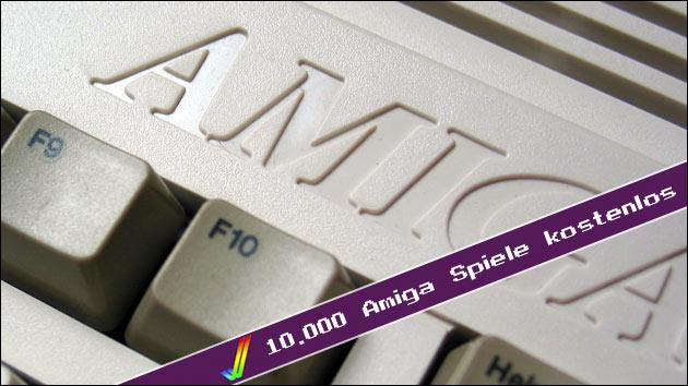 Neu: Amiga-Emulator im Internetarchive!