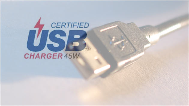 Neues Logo: USB-C certified