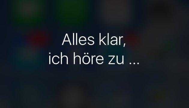 Siri in iOS 10: Auch Drittanbieter wie WhatsApp möglich!