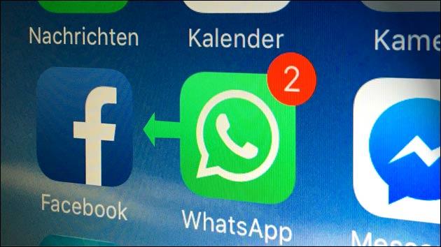 Achtung: WhatsApp gibt jetzt Daten an Facebook weiter!