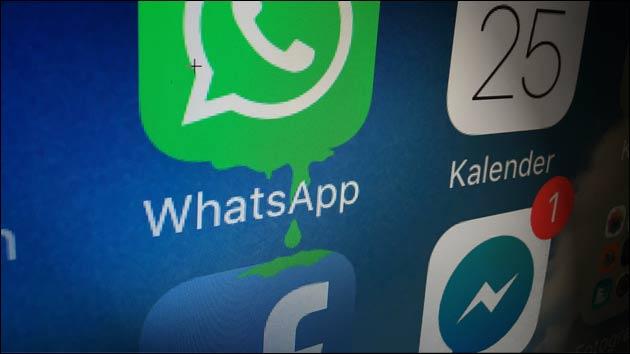 WhatsApp und Facebook mit Problemen