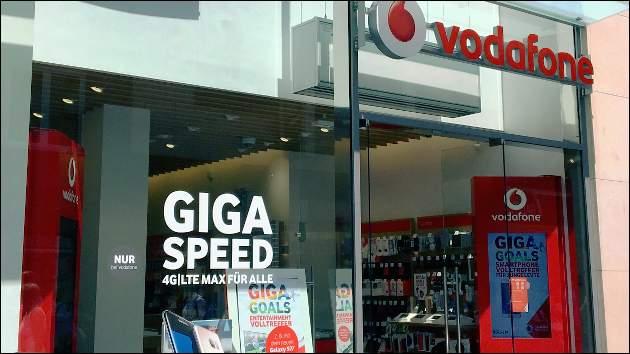 Vodafone Gigaspeed