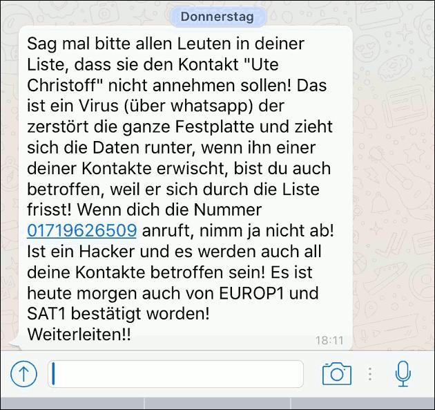 Ute Christoff