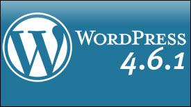 Neu: WordPress 4.6.1
