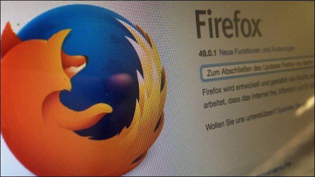 Firefox-Update: 49.0.2