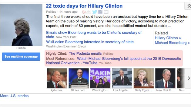 Google-News bringt Faktencheck