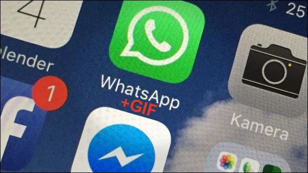 Whatsapp-Update bringt GIF-Bilder aufs iPhone!