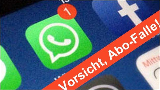 Vorsicht: WhatsApp Abo-Falle mit Weihnachts-Smileys!