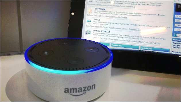 Amazon Echo: Vorsicht - so leicht sind versehentliche Einkäufe möglich!