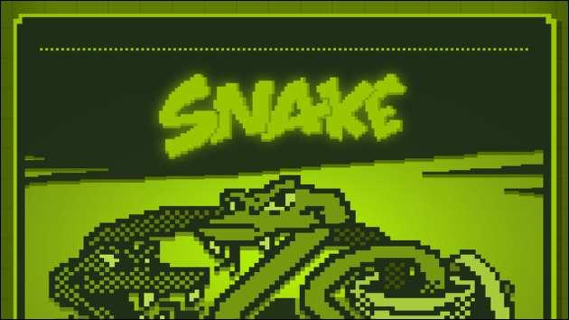 Snake Spielen: Nokia-Klassiker jetzt im Facebook Messenger!