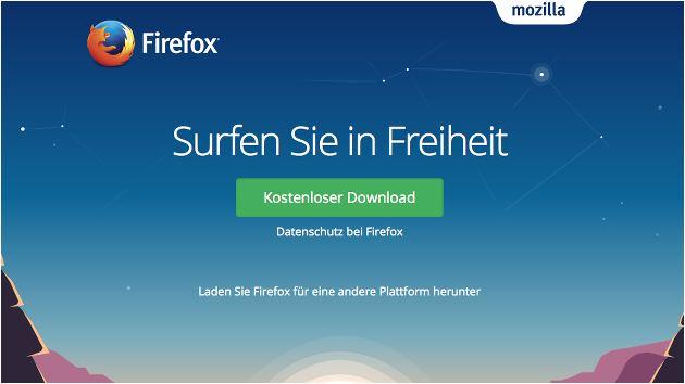 Firefox 52: Letzte Version für XP und Vista!