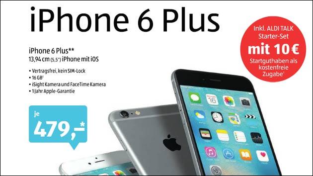 iPhone 6: Pro und Kontra des Aldi-Schnäppchens!