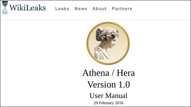 Athena Malware