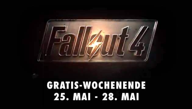 Wochenende: Fallout 4 gratis spielen