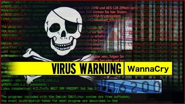 WannaCry Schutz