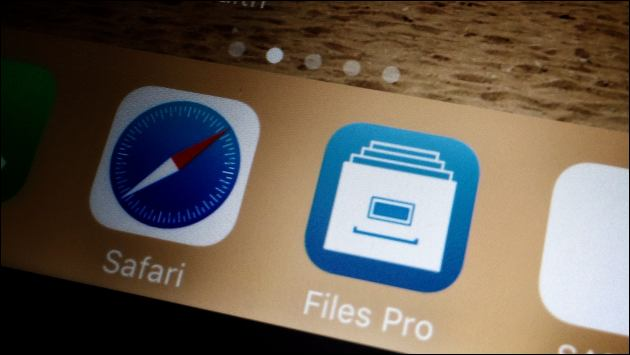 Apple Files Pro App