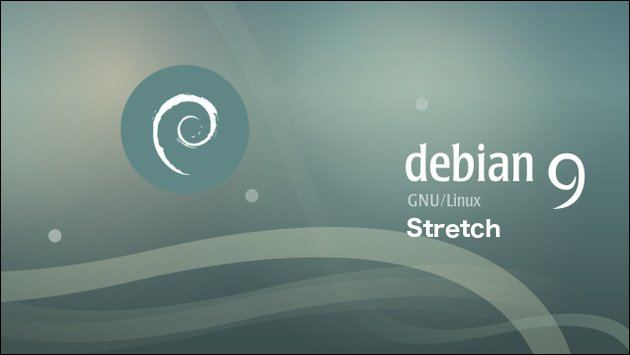 Debian 9 Stretch