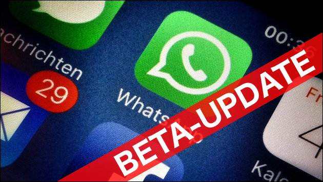 Geheimer Button in WhatsApp Beta-Version: Praktisch für Viel-Foto-Verschicker!