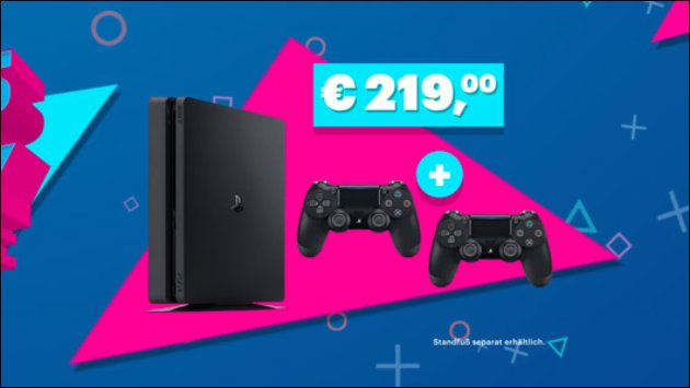 Sony PS4 Rabatt