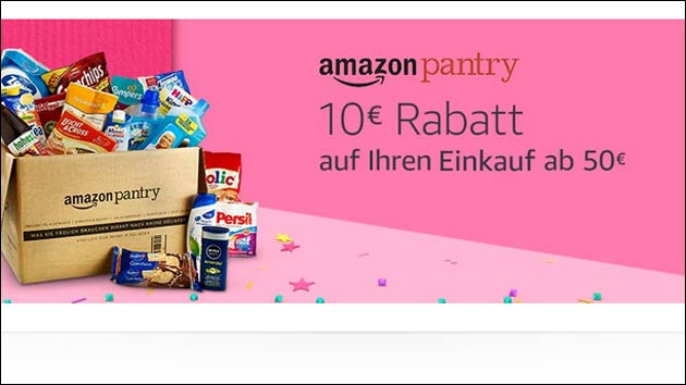 Amazon Prime Rabatt