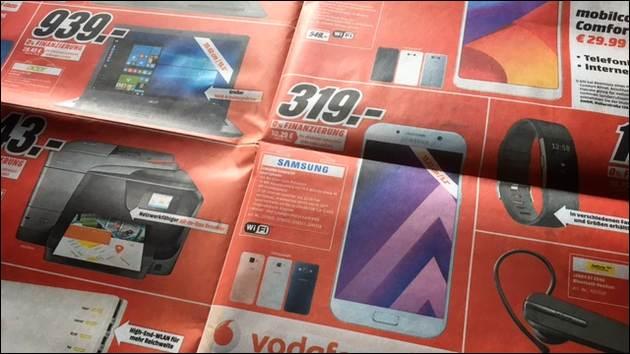Mediamarkt Android Smartphone