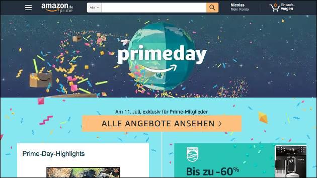Prime Day: Die Top-Technik-Schnäppchen