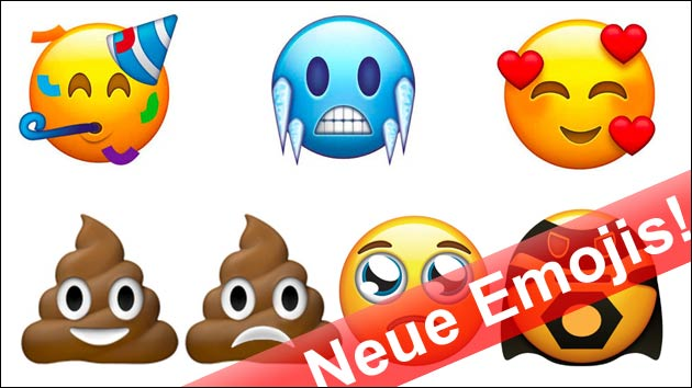 Unicode Diese 67 Neuen Emojis Könnten 2018 Kommen