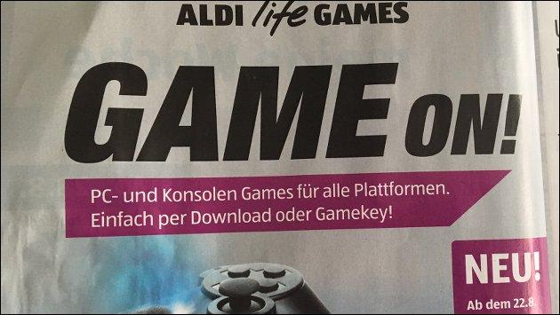 Aldi Life Games