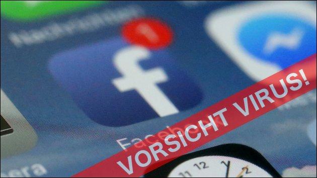 Facebook Virus tarnt sich als Video