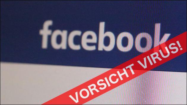Dieser fiese Facebook-Virus verbreitet sich gerade massenhaft