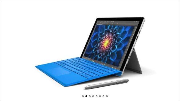 Microsoft Surface 4 Angebot