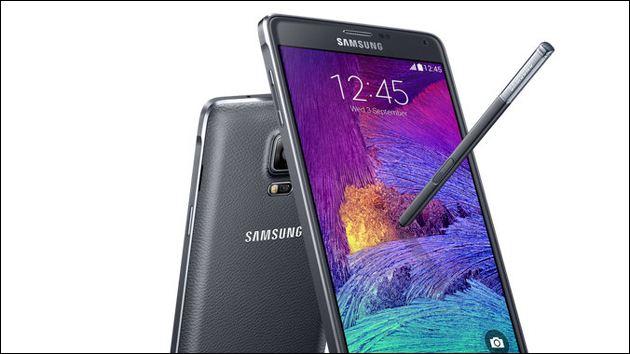 Überhitzungsgefahr? Samsung Galaxy Note 4