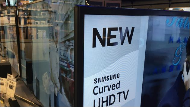 Samsung TV Firmware Problem