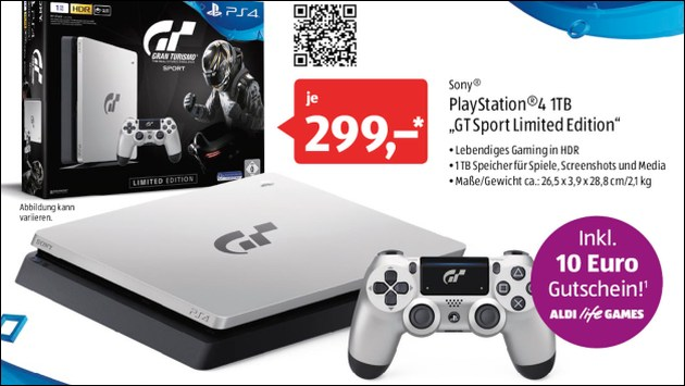 Aldi Playstation