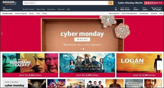 Amazon Film Angebote