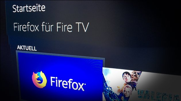 YouTube auf Fire TV