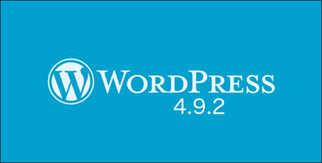 Wordpress Update 4.9.2