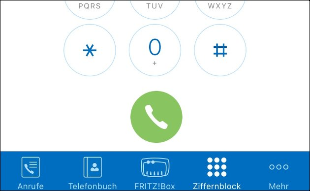 Fritz Fon App