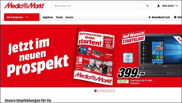 Media Markt Multimedia-Prospekt