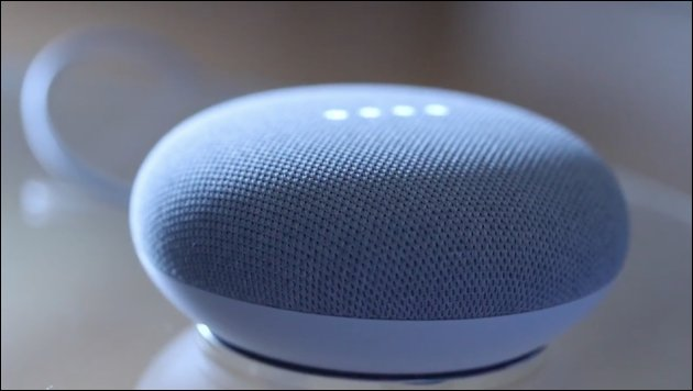 Google Assistant: Google Home Mini