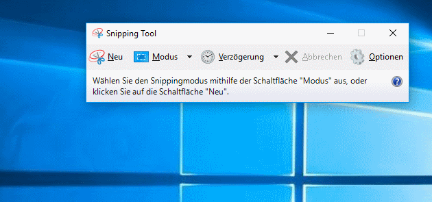 Windows 10 Screenshot Update