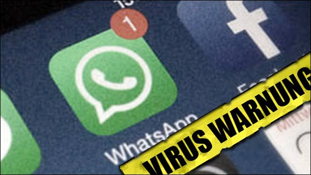 WhatsApp Virus Ute Lehr