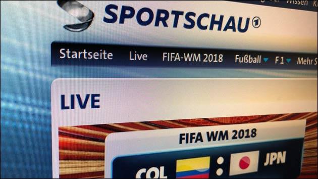 Fussball WM Live-Stream