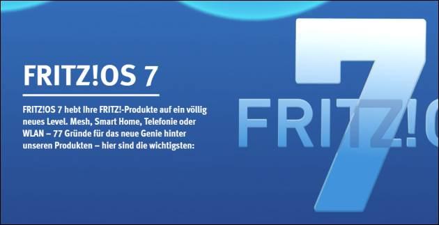 Fritz! OS 7
