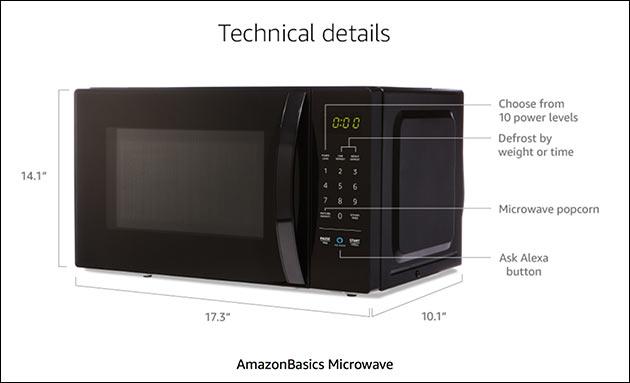 amazon stellt neue echos vor und eine mikrowelle die. Black Bedroom Furniture Sets. Home Design Ideas