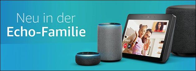 Amazon Echo Update