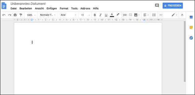 Google-Trick: Dokument im Browser