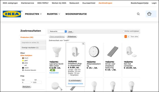 Ikea: TRÅDFRI Funk-Steckdose endlich da!