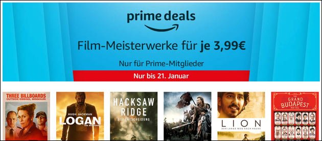 Amazon Film Klassiker