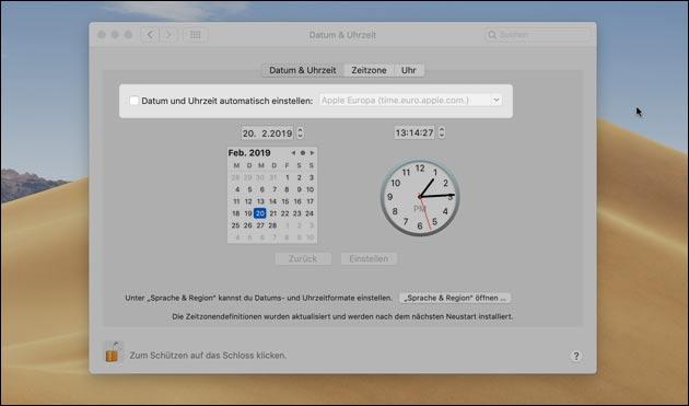 Apple Mac: Probleme mit USB Audio Aufnahme